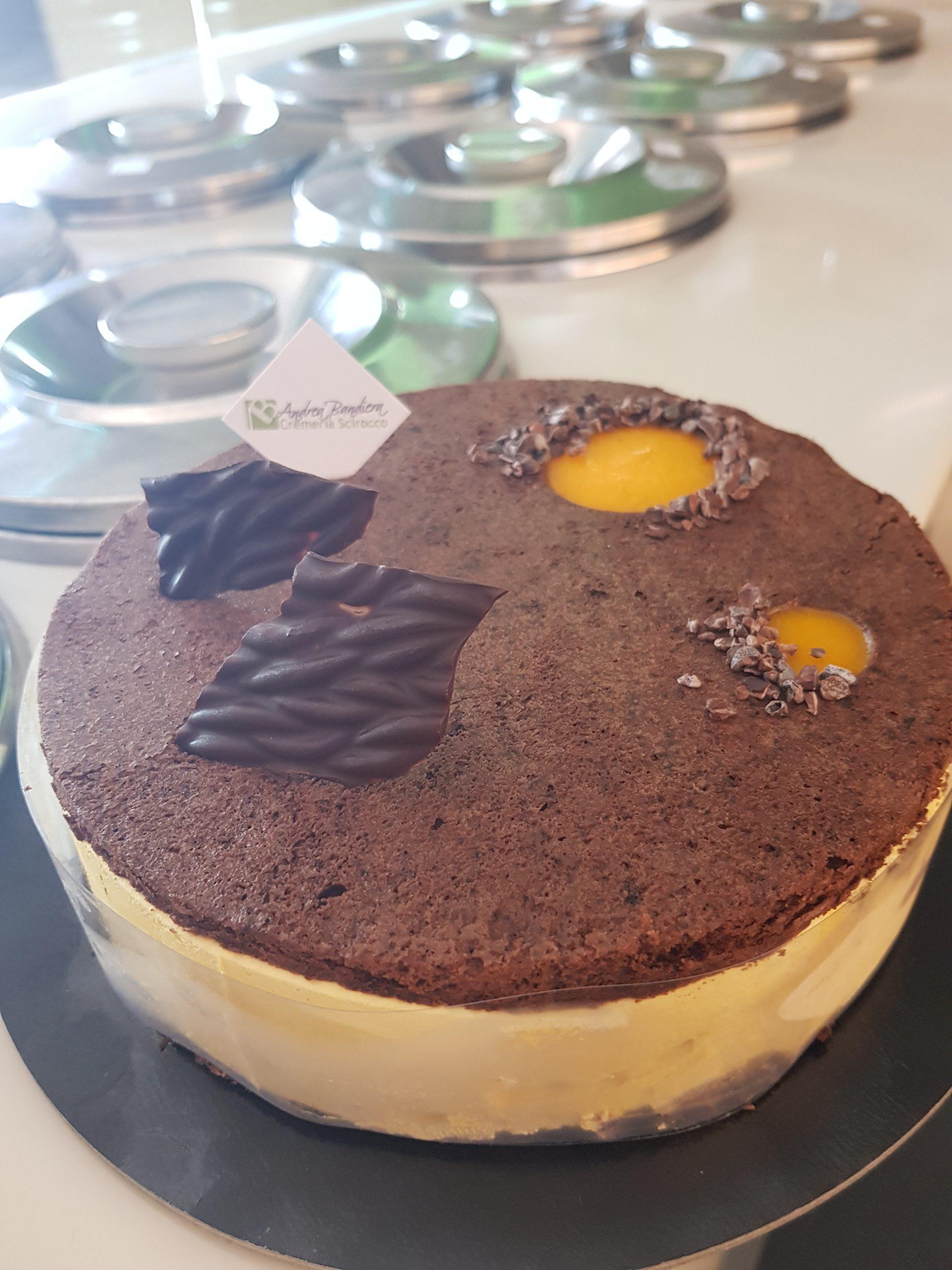 torta semifreddo Scirocco